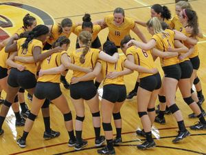 Oberlin College Women's Volleyball vs Marietta College