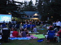 "Cinema Under the Stars - ""Annie Hall"""