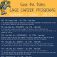CASE Career Workshops: CALLING ALL SOPHOMORES!
