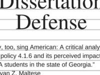 Dissertation Defense-Jennifer K. Henderson