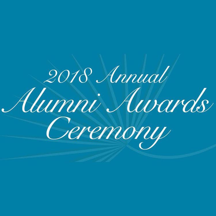 2018 Alumni Awards Dinner