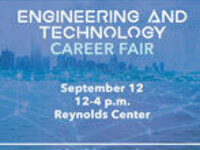 Engineering and Technology Career Fair