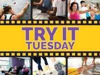 Try It Tuesday - Meditation and Relaxation Session