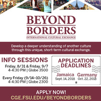 Beyond Borders Info Session