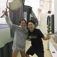 Intramural Sports Tennis Tournament