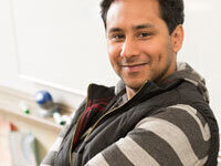 Entrepreneur in Residence Rohan Gopaldas '02