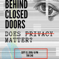 SALON-BEHIND CLOSED DOORS: DOES PRIVACY MATTER?