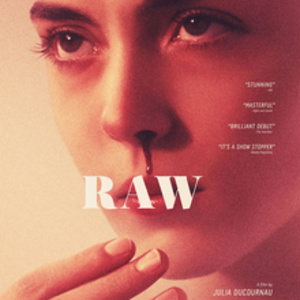"""Raw""  film screening - Tuesdays at the Gish spring film series"