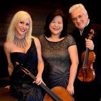 Shriver Hall Concert Series Presents the Zuckerman Trio