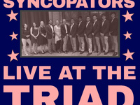 Original Cornell Syncopators: Live at the Triad Theater, NYC