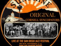 Original Cornell Syncopators: Live at the San Diego Jazz Festival