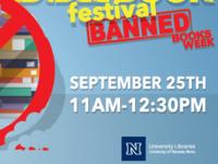 Banned Books Week Edible Book Festival