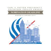 Carl V. Patton President's Volunteer Service Awards