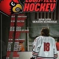 University of Louisville Men's Ice Hockey vs University of Kentucky