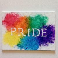 LGBTQ+ Informational Display