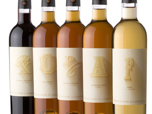 Sherry Week: Fabulous Flights of Sherry