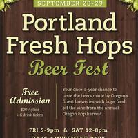 Portland Fresh Hops Fest