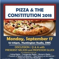 Pizza and the Constitution