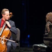 Lawrence Stomberg, cello, and Julie Nishimura, piano, ​Faculty Artist Recital