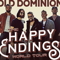 Old Dominion: Happy Endings World Tour
