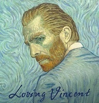 Friday Night in the Forum: Loving Vincent (2015, Poland) at Wright Administration Building / Forums