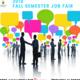 Fall Semester Job Fair
