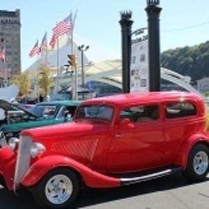 Charleston Boulevard Rod Run Doo Wop Charleston WV Events - Charleston car show calendar