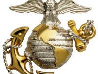 Marine Officer Programs Recruitment Table- Library Plaza