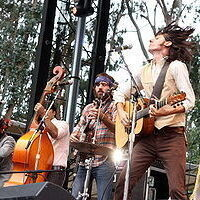 OSE Ticket Subsidy: The Avett Brothers
