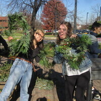 Garden Commons Workshop: Wreath Making
