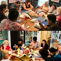 Flash Memoir Writing Drop-in