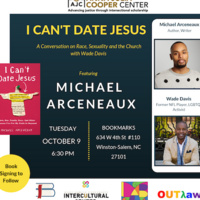 Michael Arceneaux's I Can't Date Jesus