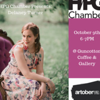 HPG Chamber Presents: Artober with Delaney Turner