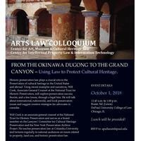 Arts Law Colloquium: Will Cook