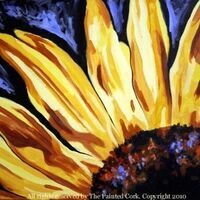 Sunflower Painting Class - Buy One Get One Free!