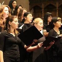 Choral Ensembles Fall Concert