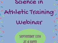 Athletic Training Webinar