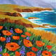 California Coast Paint and Sip Class ~ Ages 21 and up ~