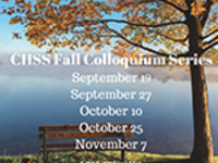 CHSS Faculty Colloquia Series