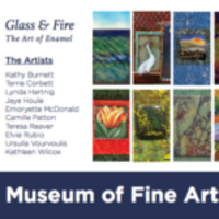 Glass & Fire- The Art of Enamel