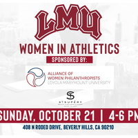 LMU Women in Athletics