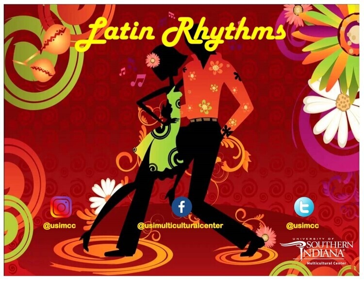Latin Rhythms at University Center