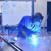 Idea Forge MIG Welding Workshop