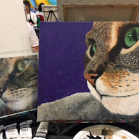 Paint Your Pet ~ TGIF ~ $5 OFF! Ages 21 and up