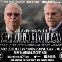 Golden Tribe Lecture Series Presents Steve Murphy and Javier Pena