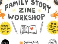 Family Story Zine Workshop