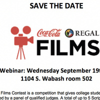 Coca-Cola Regal Films Contest: Info Webinar