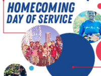 Homecoming Day of Service