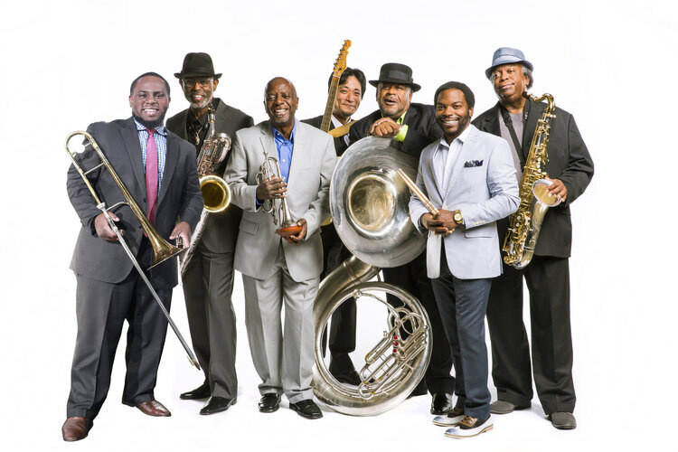 Photo for Highways & Byways Series: The Dirty Dozen Brass Band