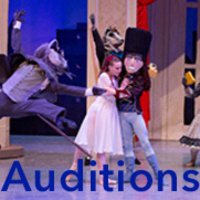 """Auditions for """"The Nutcracker"""""""